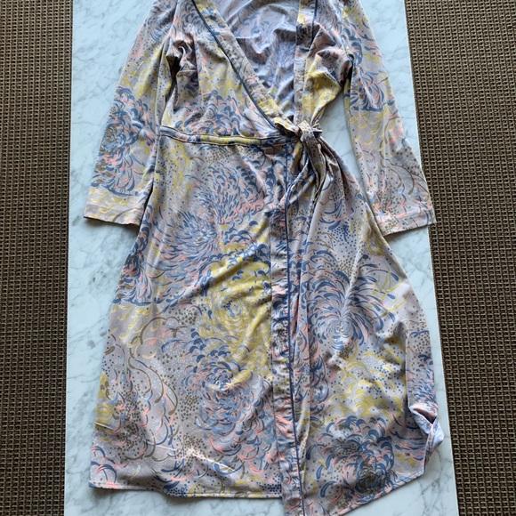BCBGMaxAzria Dresses & Skirts - Wrap Dress, BCBG